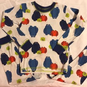5 for $10.  Carter's Monster cotton pajamas